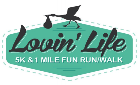 Lovin' Life 5K & 1 Mile Fun Run/Walk