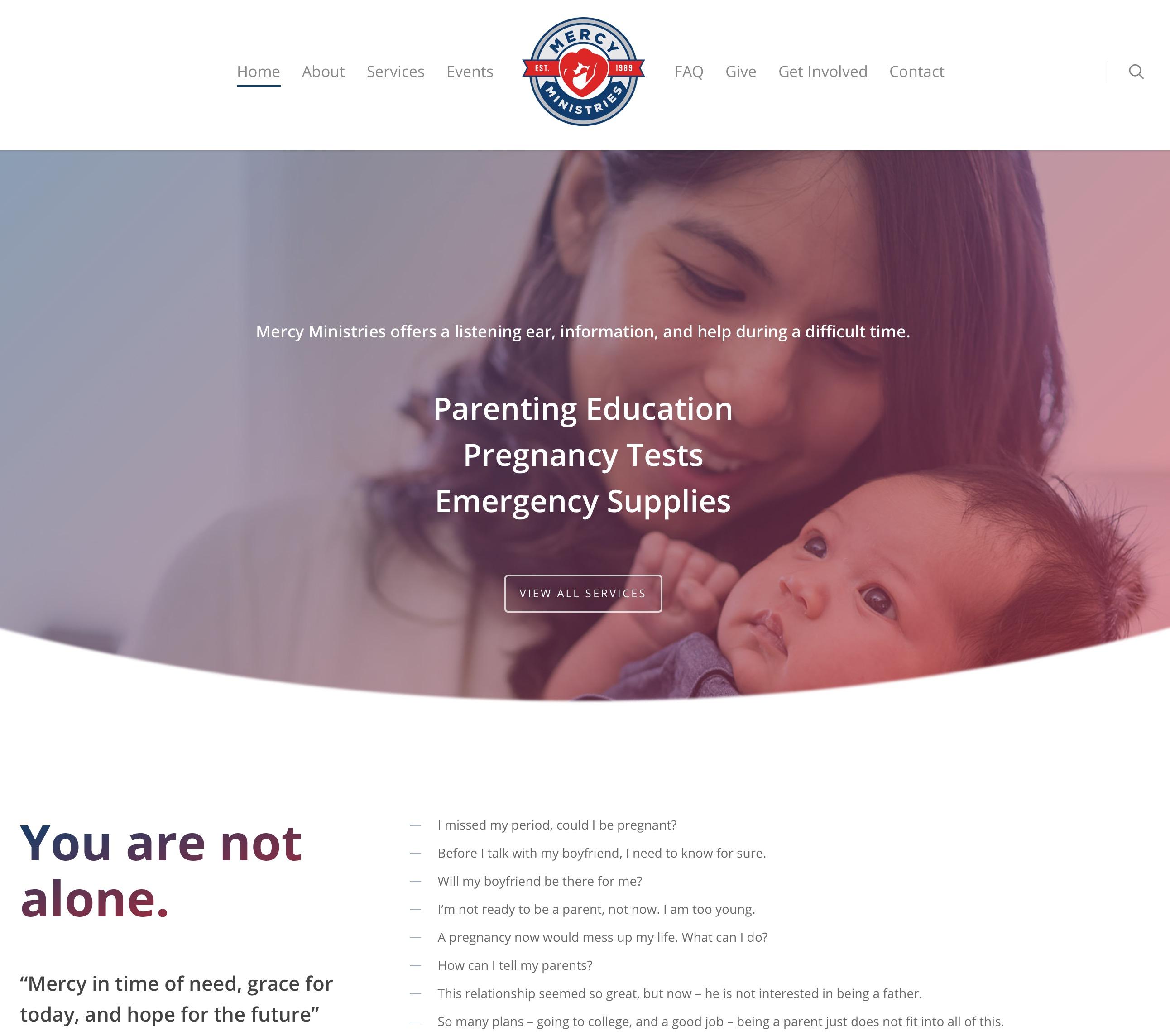 (c) Mercypregnancycenter.org